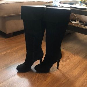 Jessica Simpson Shoes - Women's black over the knee boots